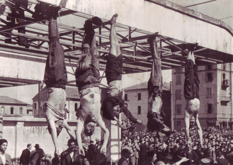 an introduction to the life of mussolini The rise and fall of mussolini topics: benito mussolini, fascism, world war ii pages: 8 (2538 words) published: may 15, 2012 account for mussolini's rise and fall to power.