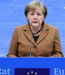 Главная немецкая женщина сегодня -- Ангела Мерхель