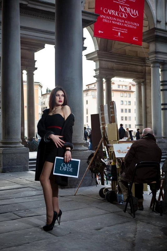 Новая итальянская марка одежды