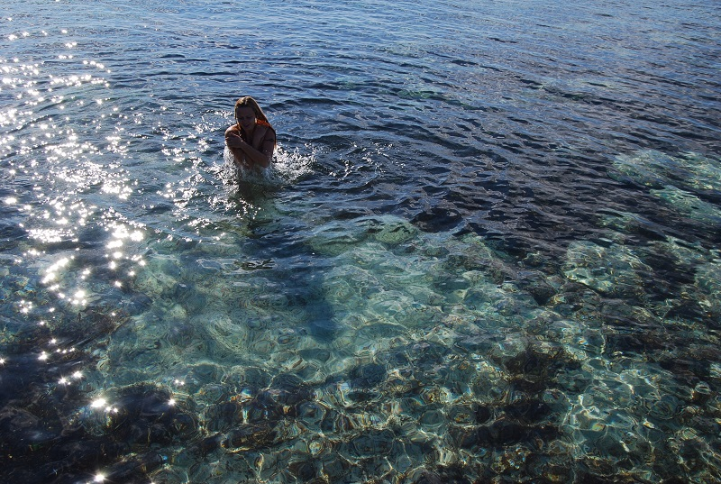 Остров Фавиньяна в Италии