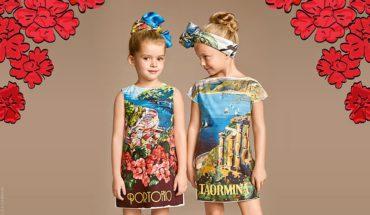 Итальянские бренды детской одежды