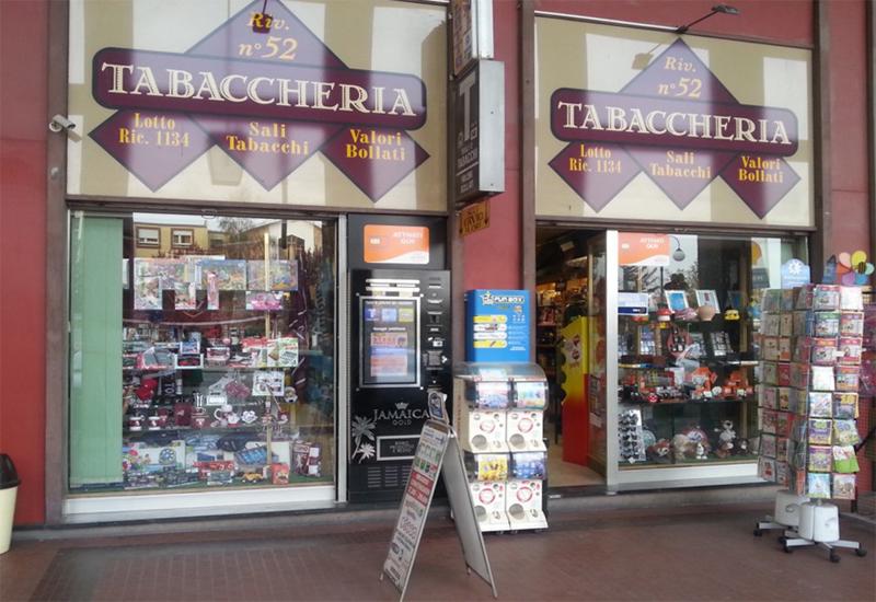 Как купить сигареты в Италии