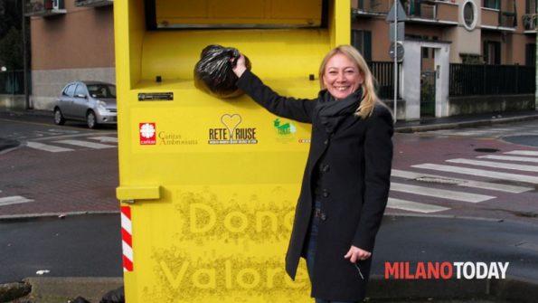 Куда итальянцы сдают старые вещи