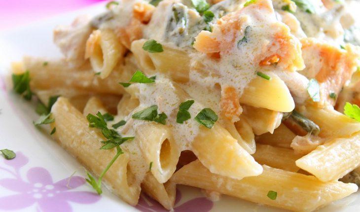 Рецепт макаронов по-итальянски