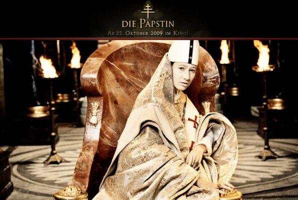 Папа Римский женщина