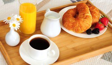 Завтрак в Италии