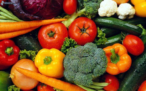 Гарниры из овощей