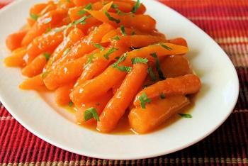 Гарниры из овощей Италия