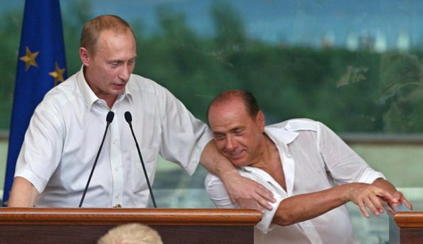 Русские и итальянцы