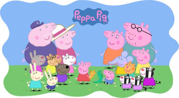 Пеппа Пиг в Италии