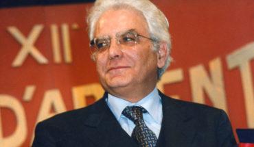 Президент Италии Серджио Маттарелла
