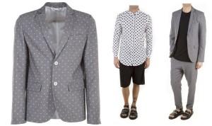 мужская мода в Италии 2015