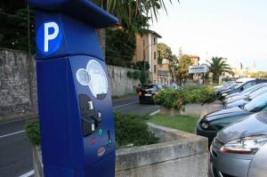 Оплата парковки в Италии
