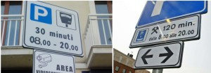 Парковка в Италии: советы водителям