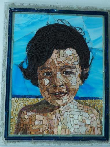 Где овладеть мастерством мозаики?