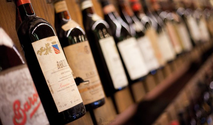 Лучшие итальянские вина