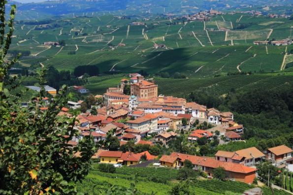 Итальянские вина: родина Бароло