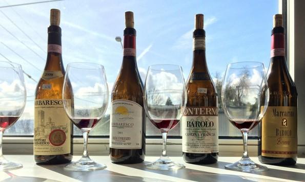 Итальянские вина Бароло и Барбареско