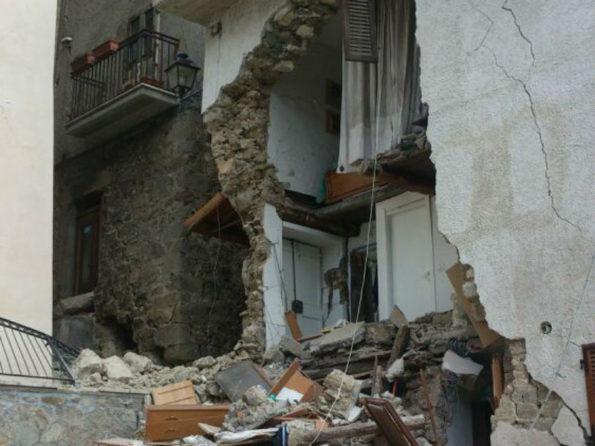 Землетрясение в Италии 2016