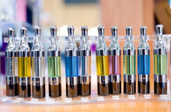 Жидкость для электронных сигарет в Италии
