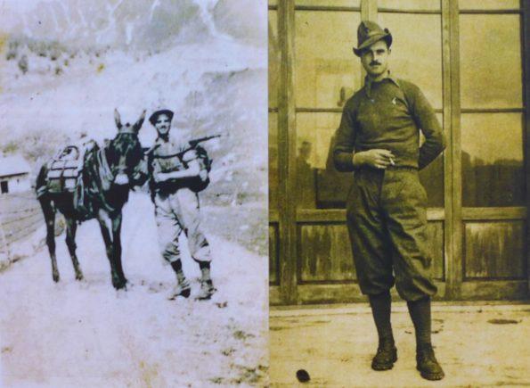 Итальянские солдаты в России